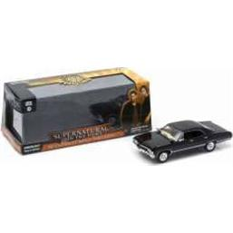 Supernatural: Chevrolet Impala Sedan 1967 4-dørs Diecas 1/43