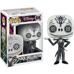 Day of the Dead Jack Skellington POP! Vinyl Figur (#69)