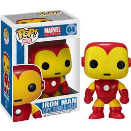 Iron Man Bobble-Head Figur (#04)