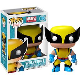 Wolverine POP! Vinyl Bobble-Head (#05)