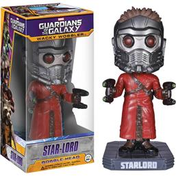 Guardians of the Galaxy: Star-Lord Wacky Wobbler Bobble-Head
