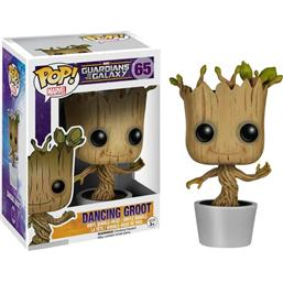 Guardians of the Galaxy: Groot dansende POP! Movies Vinyl Figur (#65)