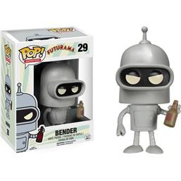 Futurama: Bender POP! Animation Vinyl Figur (#29)