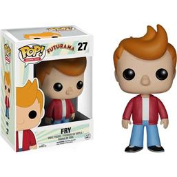 Futurama: Fry POP! Animation Vinyl Figur (#27)