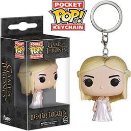 Game Of Thrones: Daenerys Targaryen Pocket POP! Nøglering