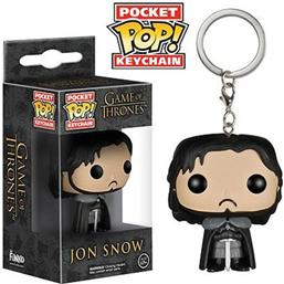 Game Of Thrones: Jon Snow Pocket POP! Nøglering