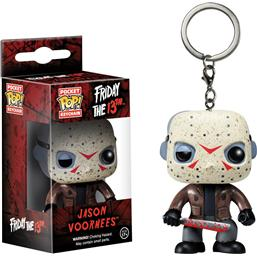 Friday The 13th: Jason Voorhees Pocket POP! Nøglering