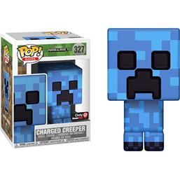 Minecraft: Charged Creeper POP! Games Vinyl Figur (#327)
