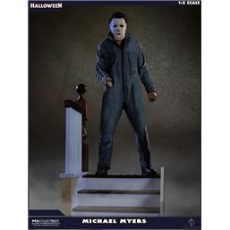Michael Myers Statue 1/3