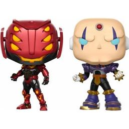 Ultron vs. Sigma POP! Games Vinyl Figur 2-Pak Exclusive