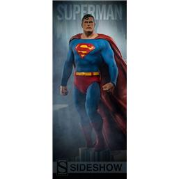 Superman: Sideshow Collectibles Banner Superman 50 x 122 cm