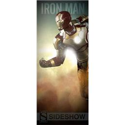 Iron Man: Sideshow Collectibles Banner Iron Man 64 x 152 cm