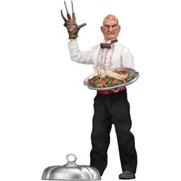 A Nightmare On Elm Street: Chef Freddy Retro Action Figur