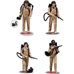 Stranger Things Ghostbusters Action Figur 4-Pak