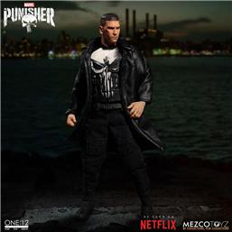 Marvel: Marvel Universe Action Figure 1/12 Punisher (TV Series) 17 cm
