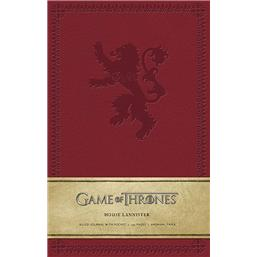 Game Of Thrones: House Lannister Notesbog