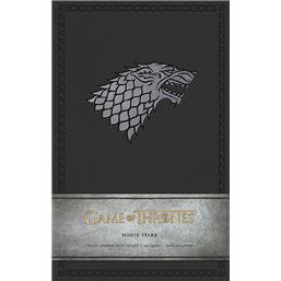 Game Of Thrones: House Stark Notesbog
