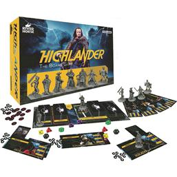 Highlander: Highlander - The Board Game (Engelsk Version)