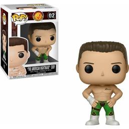 WWE: Cody (Bullet Club) POP! Vinyl Figur (#02)