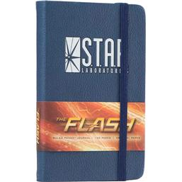 Flash: DC Comics Pocket Journal The Flash: S.T.A.R. Labs