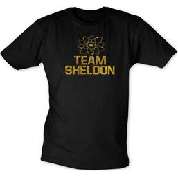 Big Bang Theory: Team Sheldon t-shirt