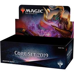 Magic the Gathering: Magic the Gathering Core Set 2019 Boosters 36 pakker