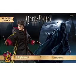 Harry Potter: Dementor & Harry Potter Action Figur 2-Pak 1/8 Dementor & Harry Potter 16-23 cm