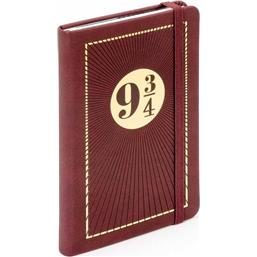 Harry Potter: Platform 9 3/4 Pocket Journal