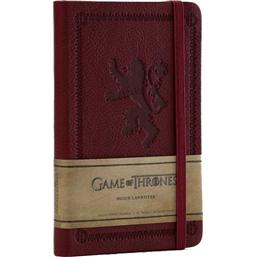 Game Of Thrones: House Lannister Pocket Journal
