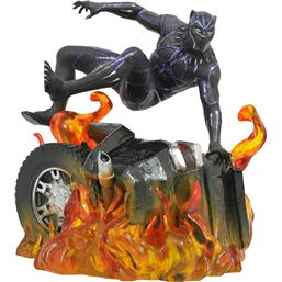 Black Panther Marvel Movie Gallery Statue 23 cm