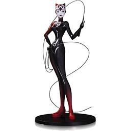 DC Comics: DC Artists Alley Catwoman Statue af Sho Murase 17 cm