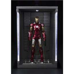 Iron Man: Iron Man Mark VII & Hall of Armor Sæt S.H.Figuarts
