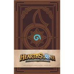 Hearthstone: Hearthstone - Heroes of Warcraft Hardcover Notesbog