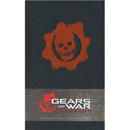 Gears Of War: Gears of War Judgment Hardcover Notesbog