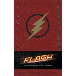 The Flash Hardcover Notesbog