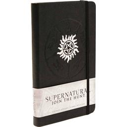 Supernatural Hardcover Notesbog
