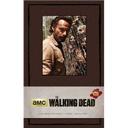 Walking Dead: Rick Grimes Notesbog