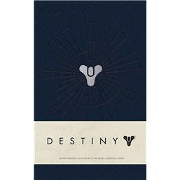 Destiny Logo Notesbog