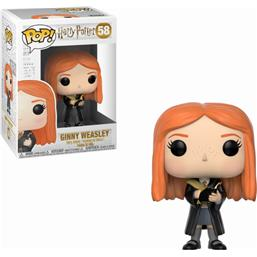 Harry Potter: Ginny w/ Diary POP! Movies Vinyl Figur (#58)