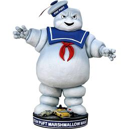 Ghostbusters: Stay Puft Head Knocker 18 cm