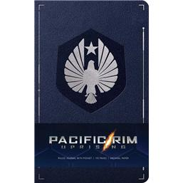 Pacific Rim Uprising Hardcover Notesbog