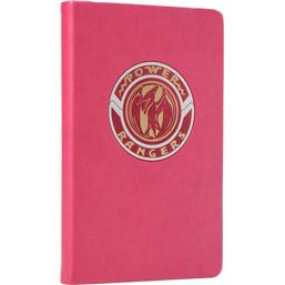 Power Rangers: Pink Ranger Hardcover Notesbog