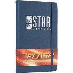Flash: S.T.A.R. Labs Hardcover Notesbog