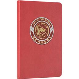 Power Rangers: Red Ranger Hardcover Notesbog
