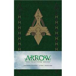 Arrow: Arrow Hardcover Notesbog
