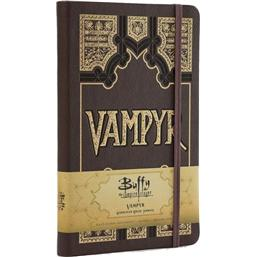 Buffy The Vampire Slayer: Vampyr Hardcover Notesbog