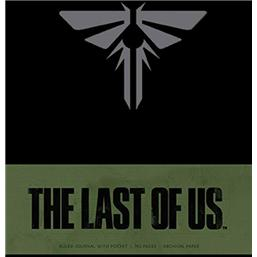 Last of Us: The Last of Us Hardcover Notesbog
