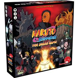 Naruto Shippuden - The Board Game (Engelsk)