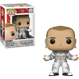 WWE: Shawn Michaels (WrestleMania 12) POP! Vinyl Figur (#50)