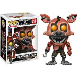Five Nights at Freddy's: Nightmare Foxy POP! Vinyl Figur (#214)